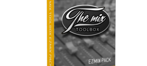 The mix toolbox ezmix pack