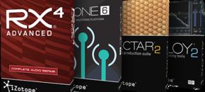 Izotope studio and advanced repair bundle overview