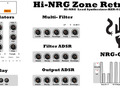 Hi-NRG Zone Retro LE