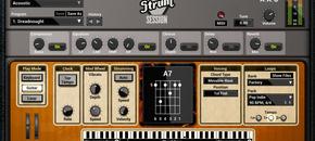 Session bundle strum session