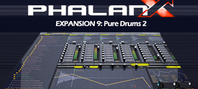 Expansion 9 pure drums 2 banner