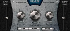 Helper saturator main image pluginboutique