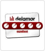 Delamar exzellent award pluginboutique