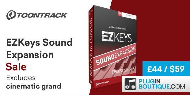 12 toontrack ezkeys sound expansion cybermonday 620
