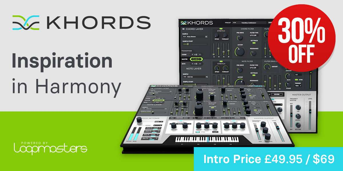 Loopmasters khords plugin boutique