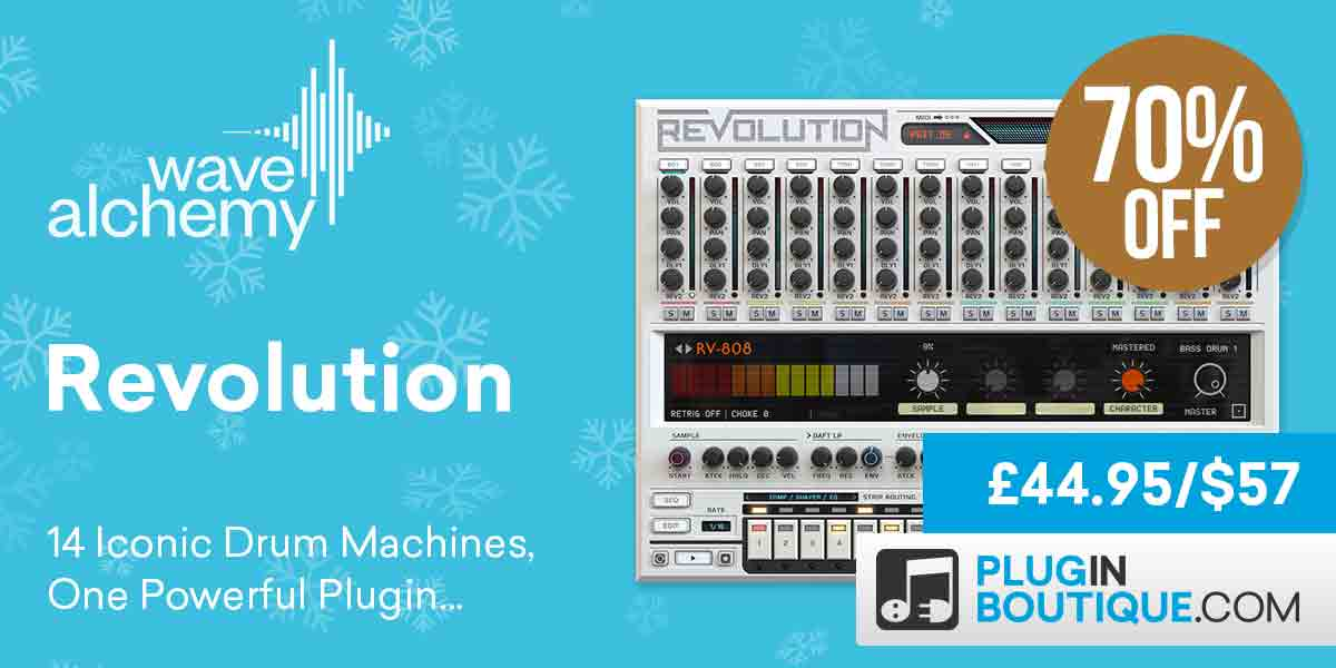 12 Days of Christmas - Revolution