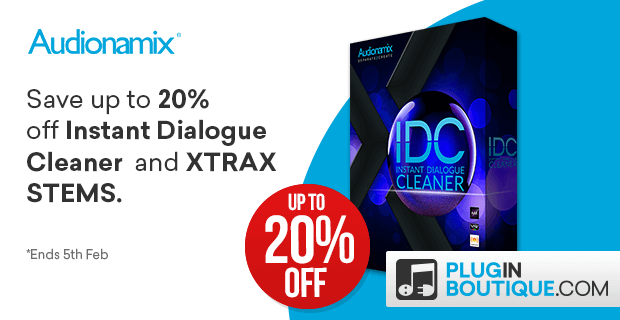 620x320 audionamix idc xtrax pluginboutique