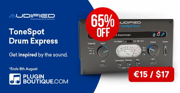 620x320 audified tonespot drumexpress pluginboutique