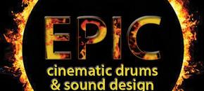 Epic cinematic drums   sound design