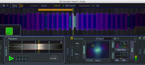 Scratch track screenshot