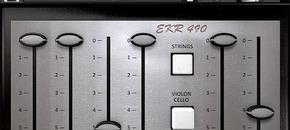 Ekr490 gui