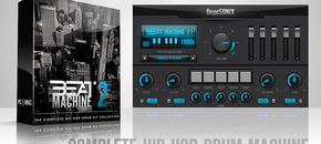 Web slider beat machine 2.1 pluginboutique