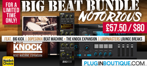 1200 x 600 pib big beat bundle pluginboutique