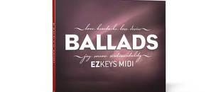 Ballads ezkeysmidi