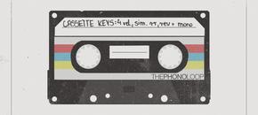 Cassette keys 01 main image pluginboutique