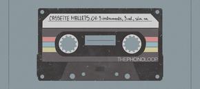 Cassette mallets cover image pluginboutique