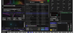 Infinity synth