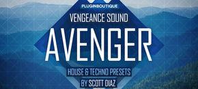 1200 x 628 avenger house   techno presets pluginboutique