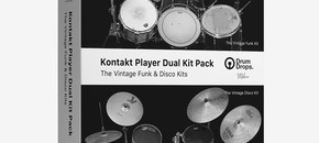 The vintage funk   disco kits box