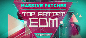 1000x512 top artist edm massive patche plugin boutique