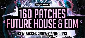 160 future house   edm patches1000x512 plugin boutique