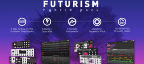 Futurism facebook banner pluginboutique