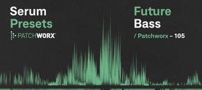 Royalty free serum presets  future bass plucks   bass sounds  xfer serum synthrectangle