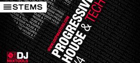 Dj mixtools 42   progressive house and tech vol. 4  ni stems 1000 x 512 rectangle
