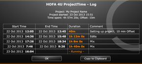 4uprojecttime pluginboutique