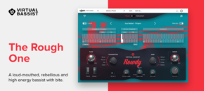 Plugin boutique ujam artwork vb rowdy