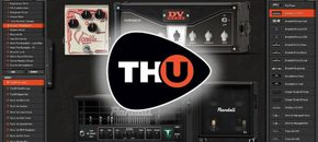 Overloud th u guitar amp simulator plugin software pluginboutique