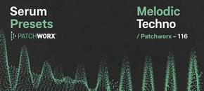 Melodic techno sylenth presets  royalty free midi files  leads and chords  techno arps and bass sounds rectangle pluginboutique.com